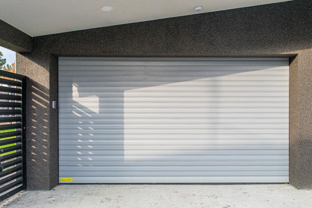 Rolo vrata - garažna vrata termoizolacijom