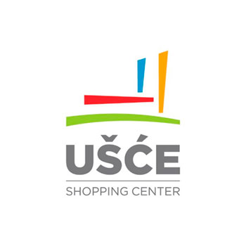 Ušće logo